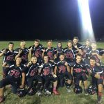 John Glenn High School Freshman Football beat South Bend Riley High Sch 12-0