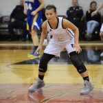 Lady Falcons Lose a Nailbiter to LaPorte on Late 3-Pointer