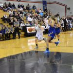 Lady Falcons Take Down the Blazers, Pick Up Another NIC Victory