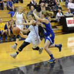 Lady Falcons Beat Triton, Advance to TCU Bi-County Finals for 2nd Year in a Row