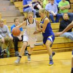 Lady Falcons Pick Up NIC Road Win at Riley
