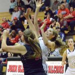 Girl's Basketball Loses to Adams in NIC Opener