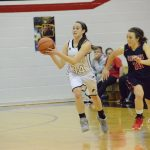 Lady Falcons Lose to a Talented St. Joseph Team