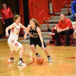 Lady Falcons Strong 2nd Half Leads to a Big Win Over Plymouth