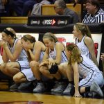Lady Falcon's Season Comes to an End with Loss to St. Joe