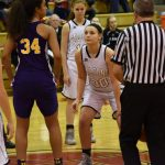 Lady Falcon's Solid Defense Yields Big NIC Win Over Clay