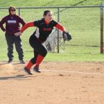 Softball Falls at Home to Marian