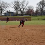 Softball Loses Game 2 at Queen of Diamonds Trny.