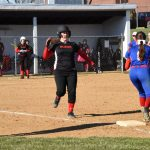 Softball Loses to New Prairie