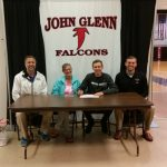 Nicholas Mendenhall Signs with Bethel College