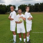 Boy's Soccer Dominant Performance Leads to Victory on Senior Night Over LaVille