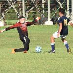 Boy's Soccer Loses to Adams