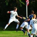 Boy's Soccer Escapes Riley in Inaugural Game at Hiler Field