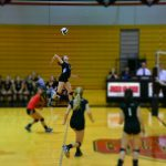 Volleyball Takes Down Adams in Home Opener
