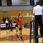 Volleyball Wins Final Regular Season Game Over Winamac