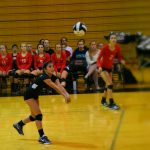 Volleyball Picks Up a Win at Home Over South Central
