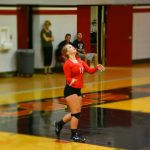 Volleyball Cruises to Victory on the Road at Culver