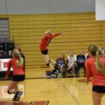 Volleyball Picks Up NIC Win Over Bremen