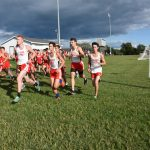 Boy's Cross Country Take 4th at the Cougar Kick-Off
