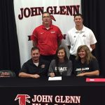 Kyannah Stull Signs with Grace College on Basketball Scholarship