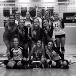 Volleyball Wins the Triton Invite!!!