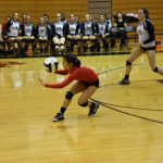 Volleyball Gets NIC Win on the Road Over Washington