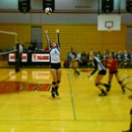 Volleyball Wins in 5-Set Thriller Over NIC Foe New Prairie