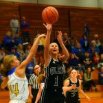 Stull's Heroics Lead Lady Falcons to Win Over Mishawaka