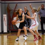 Lady Falcons Lose on the Road to St. Joe