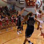 Lady Falcons Cruise to Victory Over South Central