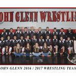 Wrestling Opens Season with Strong Showing at Clay S.D.