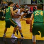 Falcons Start Hot But Can't Hold Off LaVille