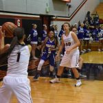 A Balanced Offense Leads to Victory Over LaVille for Lady Falcons
