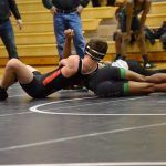 Wrestling Falls to Washington