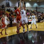 Falcons Defeat Oregon-Davis in TCU Bi-County Game