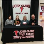 Olivia Rice Signs with Anderson University