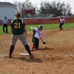 Softball Loses at Home to South Central