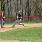 Baseball Holds On to Early Lead for Win Over Clay
