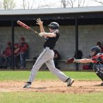 Baseball Takes Game 2 to Split with Washington Township