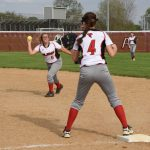 Offensive Struggles Lead Softball to Loss vs Elkhart Central