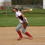 Slow Start Proves Costly for Softball in Loss to Clay
