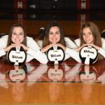 Volleyball Falls to New Prairie on Senior Night