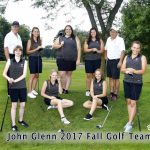 Girls Golf Splits in 3-Way with LaPorte/Wheeler