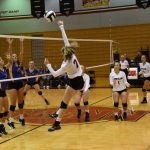 Volleyball Rolls Over LaVille in Another Strong Home Showing