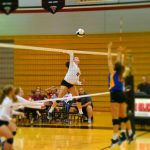 Volleyball Continues Strong Start with Win Over Adams