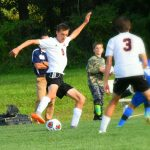 Soccer Loses in Tight Match with Riley