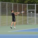 Tennis Takes Down LaVille on the Road