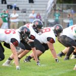 Defense Leads Football Team to Win at Bremen