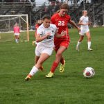 Girls Soccer Struggle to Find Back of the Net in Draw with Plymouth