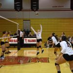 Volleyball Cruises Past Washington to Pick Up NIC Win